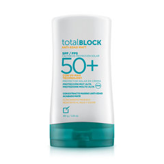 TOTAL BLOCK ANTI ETÀ MATT SPF 50