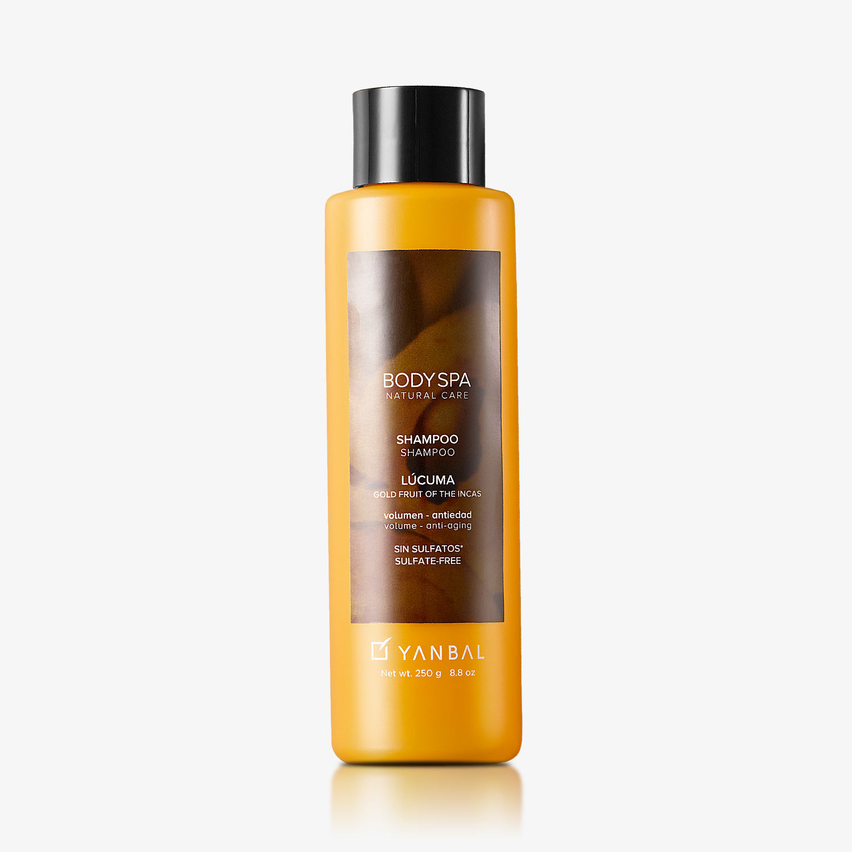 Shampoo Antiedad Body Spa Lúcuma Yanbal España