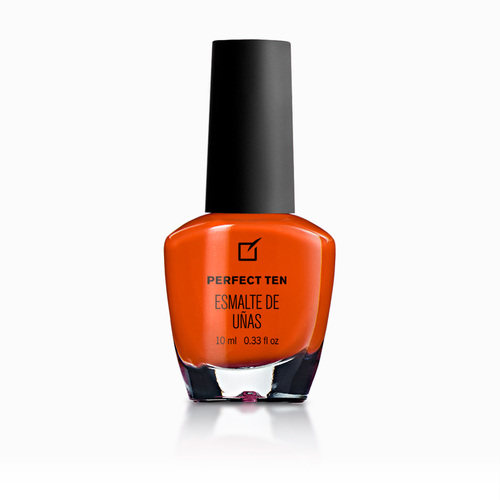 ESMALTE DE UÑAS ORANGE POWER