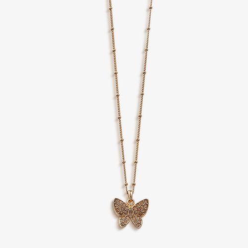 MARIPOSA DIAMANTI NECKLACE